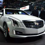 2015 Cadillac XTS Coupe