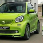2016 Smart Fortwo Brabus