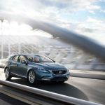 2016 Volvo V40 Wallpaper