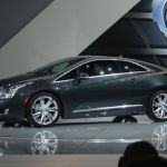 2015 Cadillac ELR Coupe Black