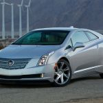 2015 Cadillac ELR Coupe Grey