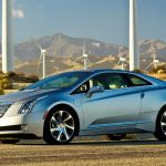 2015 Cadillac ELR Coupe Wallpaper