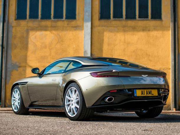 2018 Aston Martin Vantage Model