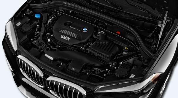 BMW X1 2017 Engine