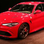 2017 Alfa Romeo Giulia Sedan