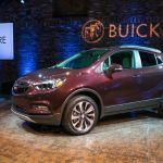 2017 Buick Encore MPG