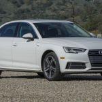 2017 Audi A4 White