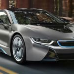 2017 BMW i8 Coupe