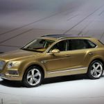 2017 Bentley Bentayga SUV