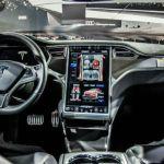 2018 Tesla Model S Interior