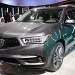 2018 Acura MDX Changes