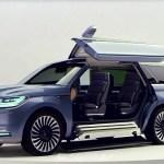 2018 Lincoln Navigator Concept