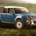 Land Rover Defender 2018 Camper Edition