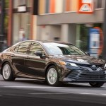 2018 Toyota Camry MPG