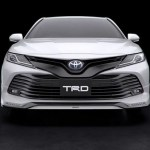 2018 Toyota Camry TRD