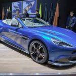 2018 Aston Martin Vanquish S Volante