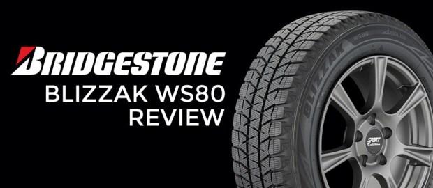 Blizzak WS80 Review