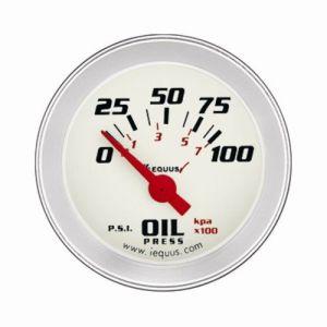 "Equus 8164 1.5"" Electric Oil Pressure Gauge Kit"