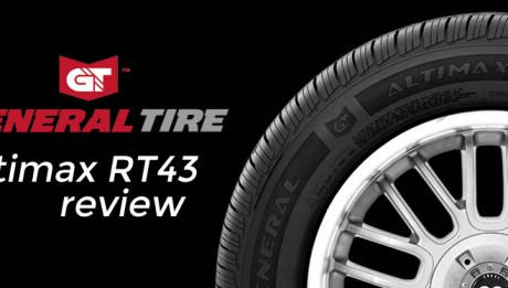 General Tire / Altimax RT43 Review