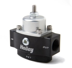 Holley 12-841 4.5-9 PSI Adjustable Bypass Billet