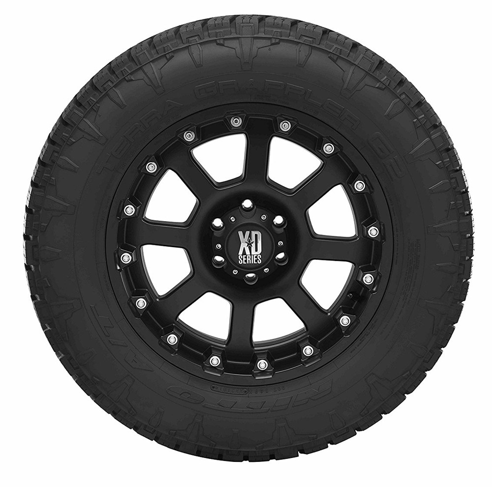 Nitto Terra Grappler G2 Features And Comparison