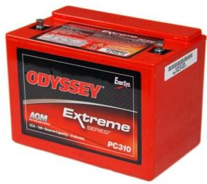 Odyssey Extreme PC310