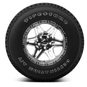 Firestone Destination A/T Tires