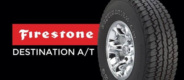 Firestone Destination A/T Review