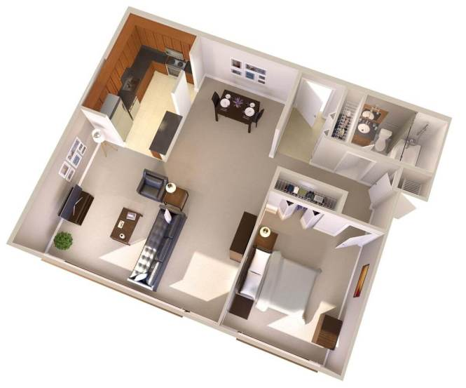 One Bedroom Apartments In Bethesda Md