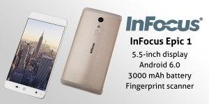 infocus epic 1 best smartphone 2018