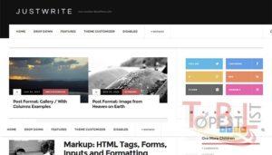 popular WordPress themes 2018