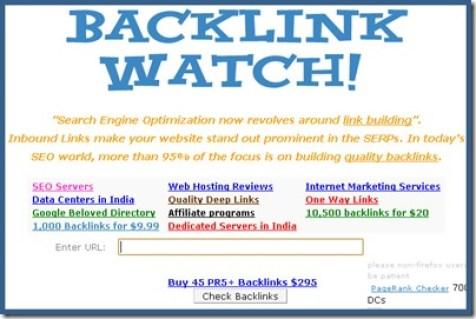 backlinks checker and creator