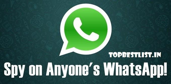 Spy Whatsapp account