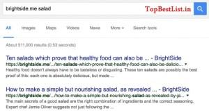 searching methods on google