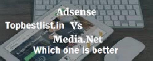 Adsense VS Media