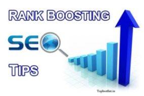 rank boosting SEO tricks
