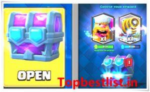 how to get a legendary card