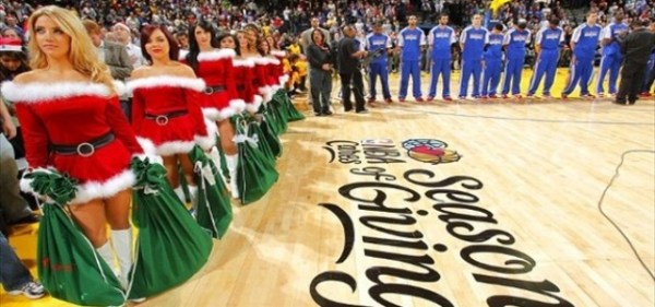 NBA Basketball Christmas Day Games 2013 Preview