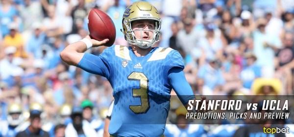 Stanford vs UCLA Football Predictions, Picks, Odds & Preview