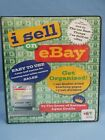 I Sell on eBay Tracking Binder Notebook Sheets Dralle System Organize H