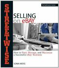 Streetwise Guide to Selling on eBay by Weiss, Sonia Paperback Book The Fast Free