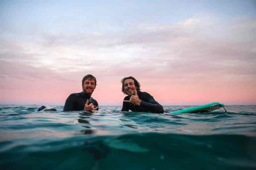 Learning to Surf in Hawaii