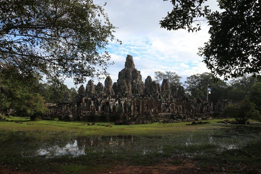 temple Angkor Wat Cambodia