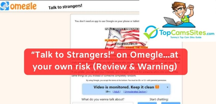 Omegle.com reviews
