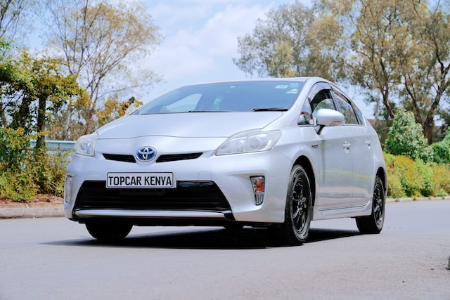 2013 Toyota Prius Kenya