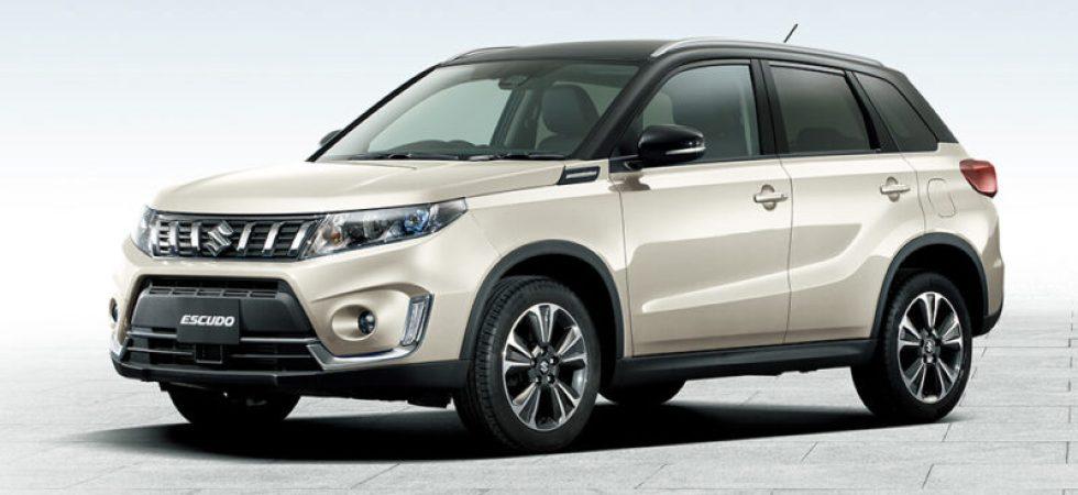 2020 Suzuki Escudo Kenya