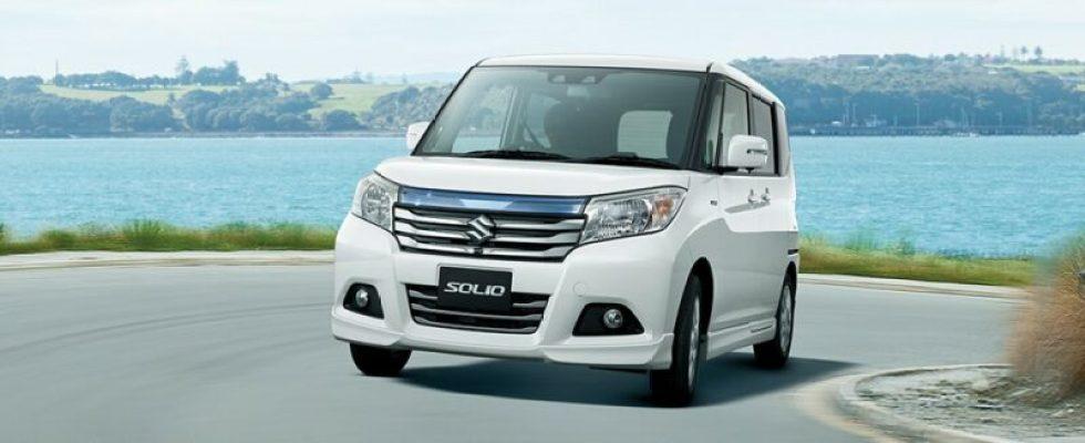 Suzuki Solio Kenya