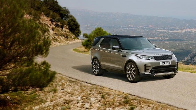 2020 Land Rover Discovery Kenya
