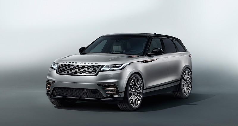 2020 Range Rover Velar Kenya