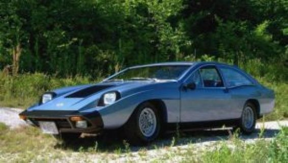 M Marcos Mantis Most Ugly Cars in The World